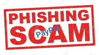 SCAM - New PayPal Layout Phishing Scam