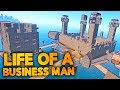 LIFE OF A BUSINESS MAN In Rust mp3