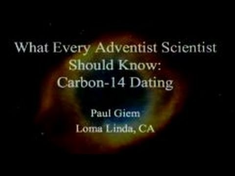 What Every Adventist Scientist Should Know: Carbon-14 Dating 3-8-2014 by Paul Giem