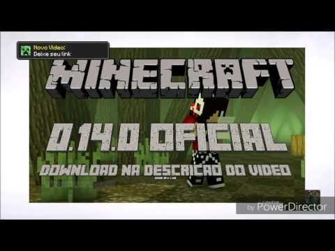 Download: Minecraft v0.14.0 oficial