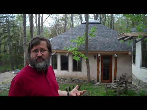 VT Solar Round House Built for Sustainability