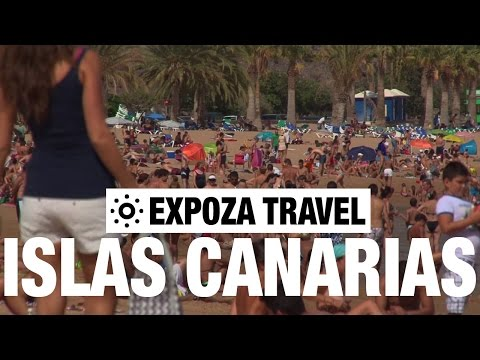 Islas Canarias (Spain) Vacation Travel Video Guide