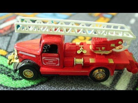 Мультфильмы про машинки,пожарная машина