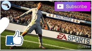 Лучшие, смешанные и прикольные голы в Fifa 17