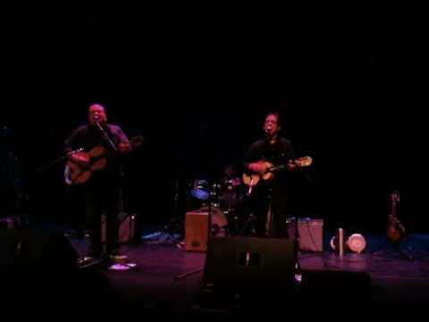 Saint Behind the Glass - David Hidalgo&Louie Perez - Live in NY 2010