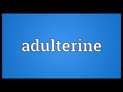 Header of adulterine