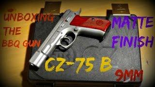 CZ-75 B Unboxing