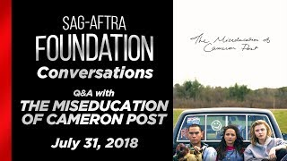 Conversations with THE MISEDUCATION OF CAMERON POST
