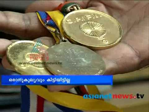 Trivandrum News:Cycle polo world champion seek help from government:Chuttuvattom 17th May2013