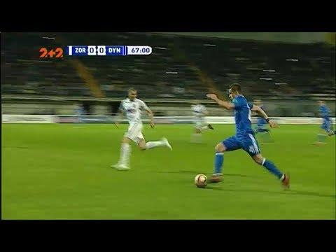 Зоря - Динамо - 0:1. Відео-аналіз матчу