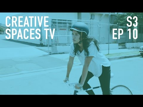 A Helmet You Actually Want to Wear   EP.10 Creative Spaces TV