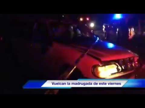Accidente carretera Ciudad Guzmán - Zapotiltic