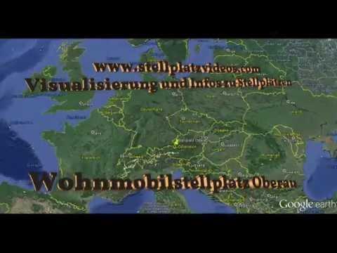 Stellplatzvideo Wohnmobilstellplatz Oberau