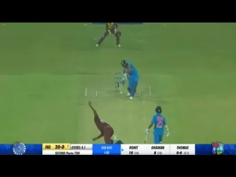 2and t20 match highlights. India won by 71 Runs - Rohit Sharma 111* Runs - IND vs WIN 2nd T20