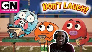 Try Not To Laugh Challenge The Best Of The Amazing World Of Gumball #2