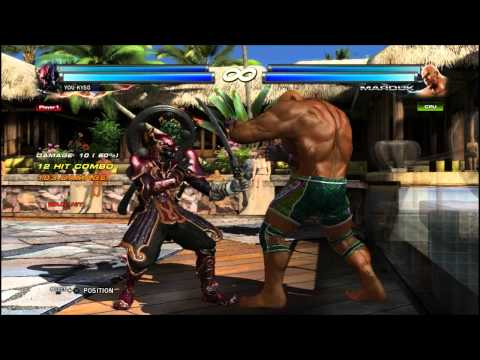 Tekken Tag Tournament 2 Multi-Character Combo Movie by ProjectKYSG