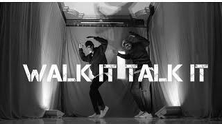 "MIGOS - ""WALK IT TALK IT | Dance Cover | Agnel & Bonuventure Choreography"