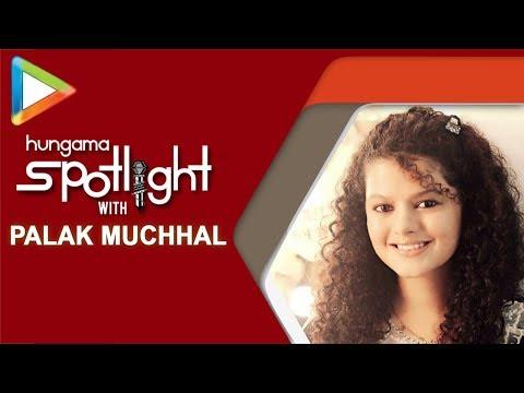 Chahun Main Ya Naa    Palak Muchhal Live Performance On Hungama Spotlight