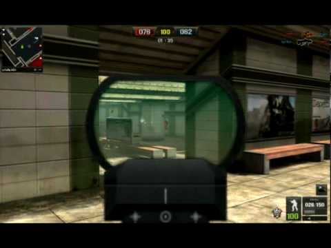[Pointblank TH]Review P90 headshot by artkub Clan PBCLIP-MAKER
