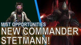 Starcraft II: NEW Co-Op Commander Stetmann!