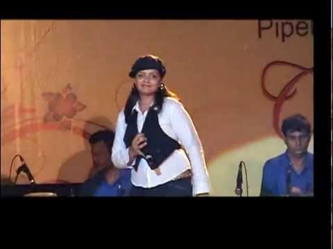 Ye Mera Dil Pyar Ka Deewana....singer-kiran Chaturvedi video