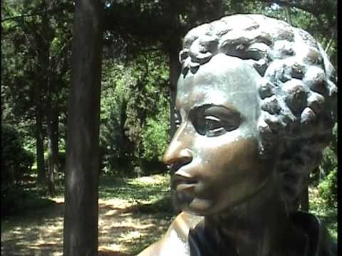 КРЫМ часть 16 Гурзуф Пушкин в Гурзуфе