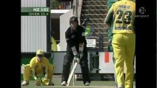 Craig McMillan reflects on his life of Cricket thus-far