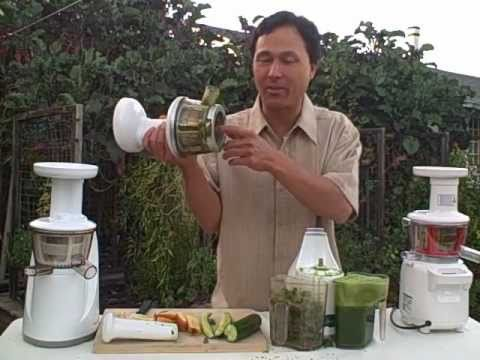 Primada Slow Juicer Manual : Primada Slow Juicer vs Hurom Slow Juicer :: videoLike