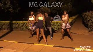 AKOTHEE FT MC GALAXY - OYOYO ( Dance video) DIVERGENTS