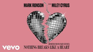 Nothing Breaks Like A Heart Dimitri From Paris Remix Audio