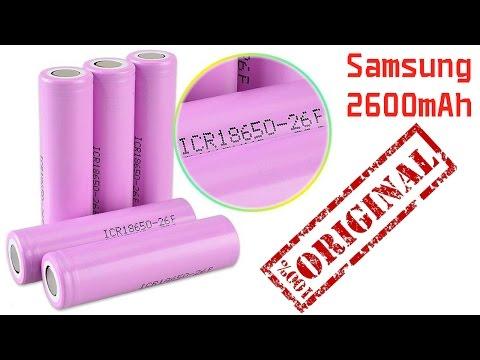 Качественные аккумуляторы 18650 на алиэкспресс