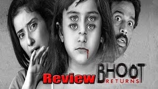 Bhoot Returns - Bhoot Return Movie Review