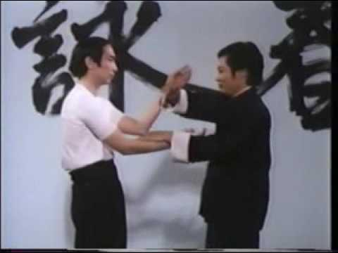 Wing Chun Basic Techniques part 4 Shaolin Kung Fu and Ip Man Chinese Fighting Art Image 1