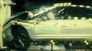 1995 Oldsmobile Aurora | Frontal Crash Test by NHTSA | CrashNet1