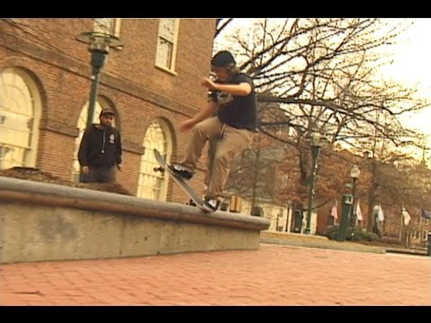 "Matt Tomasello ""SackLunch"" - 1031 Skateboards (2014)"