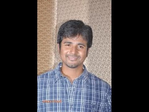 Sivakarthikeyan Awesome Speech - Latest 2013 video