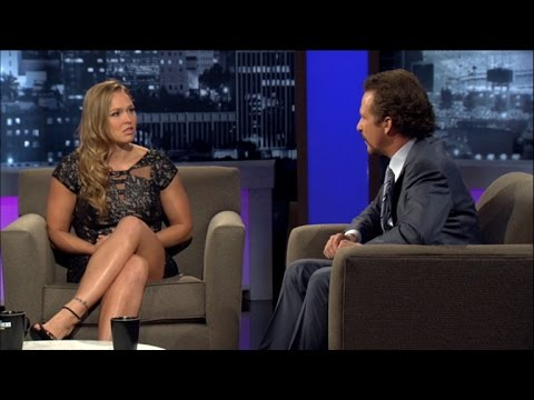Ronda Rousey Would Rather Die Than Lose  Jim Rome on Showtime