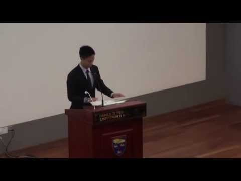 Medicine In Malaysia Conference 2014 - Opening Speech by the Organizing Co-Chairperson