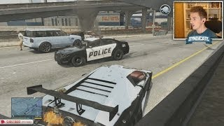 $440,000 Chrome Bomb! - Grand Theft Auto 5