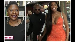"""Porsha Williams New Boyfriend Dennis Mckinley is Outed By His Ex-Girl for Having """"Boils!"""""""