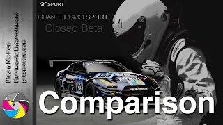 GT Sport Closed Beta VS. GT 6 - Nissan GT-R Nismo GT3 @ Brands Hatch [1080p 60fps]