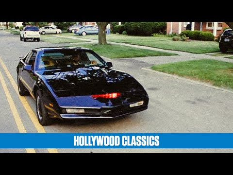 Knight Rider - Homemade Kitt Replica video
