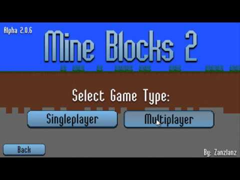 Mine Blocks 2 Updates