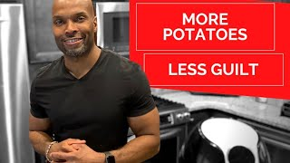 Air Fried Potatoes   Guilt Free Eating   Sculpting Fit Bodies