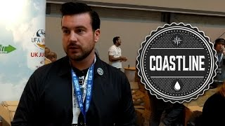 Coastline Vape Co Tobacco Free Nicotine (TFN) E-juice Discussion - Vaper Expo UK 2016