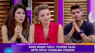 """Barış Murat Yağcı:""""Lise mezunu biriyle olmam. Birlikte olacağım kadının yaşı benden büyük olmalı."""""""