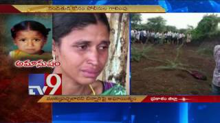 5 year old baby kidnapped and murdered in Prakasam