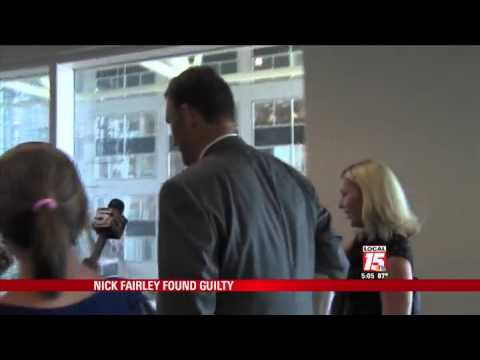 NFL Player Nick Fairley Found Guilty of DUI