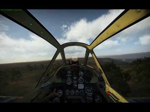 War Thunder дуэль Ki-61-lb (JonnAngelo) и Ла-5ФН (Squier)