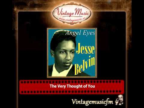 Jesse Belvin – The Very Thought of You